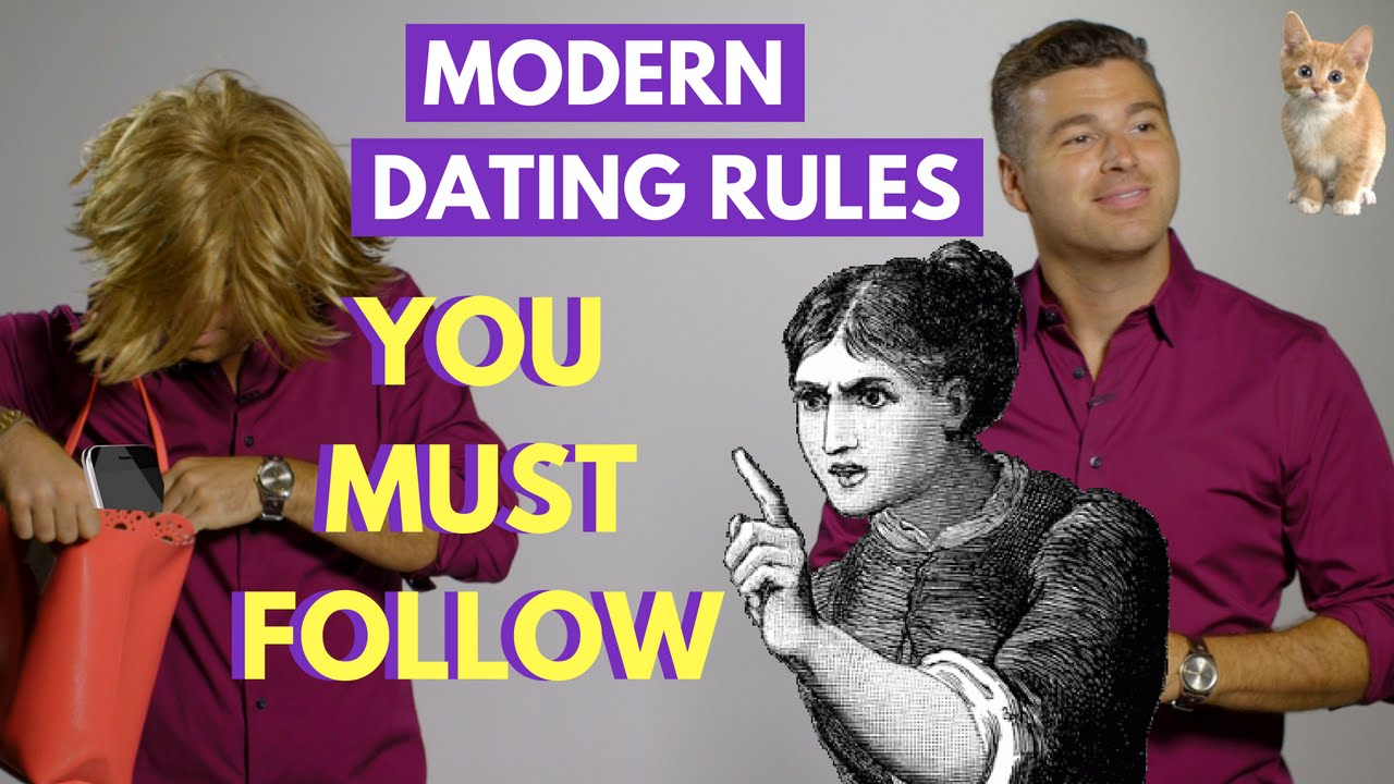 Modern dating rules