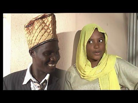 (Tuna Baya) Soyayyar Late Rabilu Musa Ibro and Aisha Tsamiyya Video Comedy