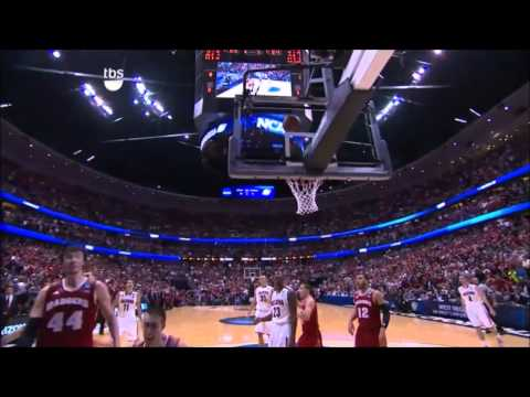 Wisconsin vs Arizona: End of Game Player Control