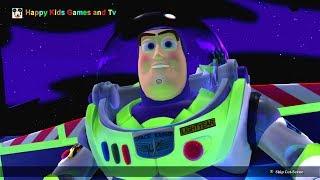 Disney - Disneyland Adventures - Zurg Chamber Battle - Episode 53 - Happy kids Games And Tv - 1080p