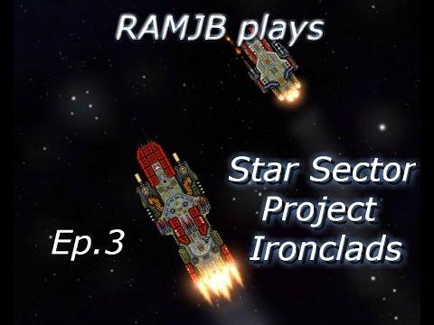 Star Sector (Project Ironclads) Ep.7: Fleet logistics