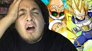 WTF Happened To All That Luck!!! Dragon Ball Z Dokkan Battle