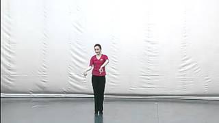 中国舞考级教材11级-雙晃手