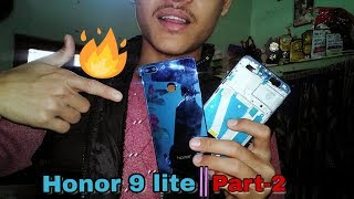 Honor 9 lite part 2    Cost of Full Body Housing and  Dual Camera of honor 9 lite