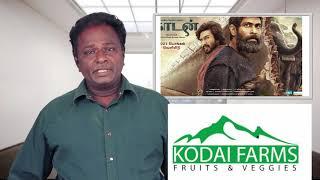 KAADAN review - Rana Dagubatti, Vishnu, Prabhu Solomon - Tamil Talkies
