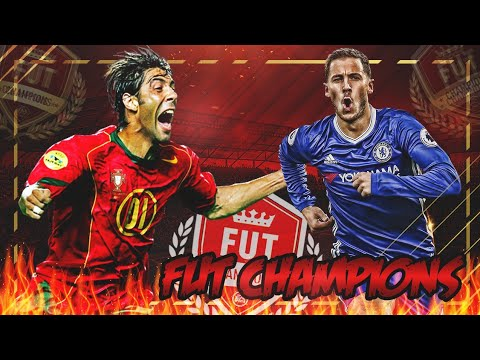 Fut Champions en directo hasta el final // Fifa 18