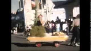 Lions Dixie Roundup Parade 1950s