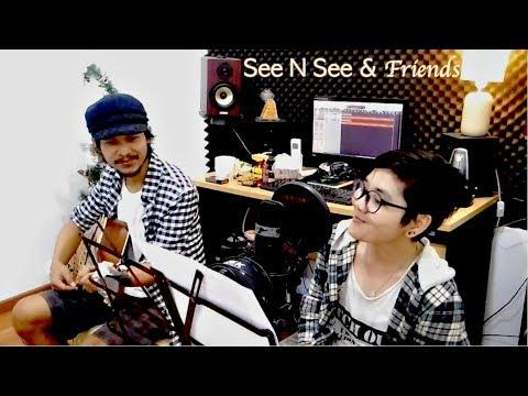Anggun C Sasmi - Bayang Bayang Ilusi (Cover) - See N See & Friend