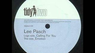 Lee Pasch - Emotion