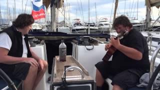 Команда яхты LORELEY видео-кавер песни