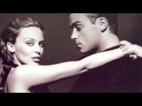 Kylie Minogue & Robbie Williams KIDS