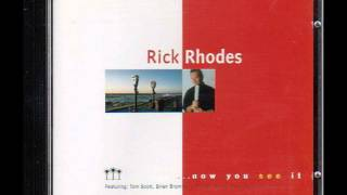 "Rick Rhodes - ""Tropical postcard"""