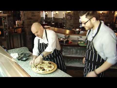 Антонио Рицци делится секретами пиццы в 3D