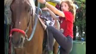 Уроки жизни. Лошади и дети в Дайдероде