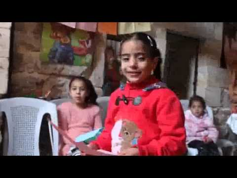 Drawing Our Homes - Palestinian Girls in Hebron's Old City