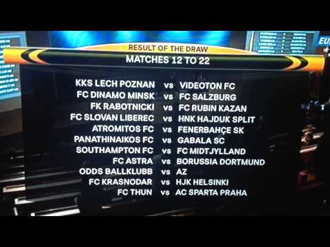 europa league playoffs