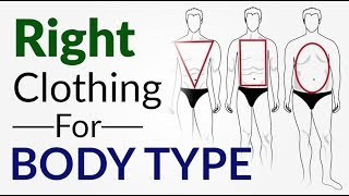 Essential Clothing For YOUR Body Type   3 Menswear Pieces Look Amazing on Skinny Large Muscular Men