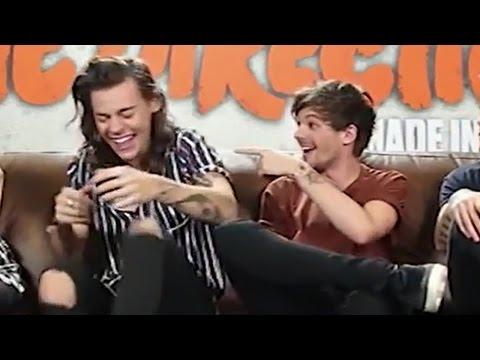 Harry Styles & Louis Tomlinson Make Awkward Zayn Tattoo Joke Mp3