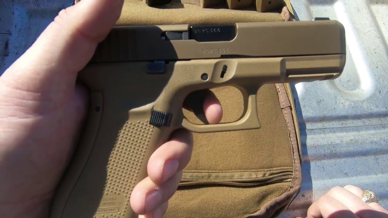 New Glock 19x Review Youtube
