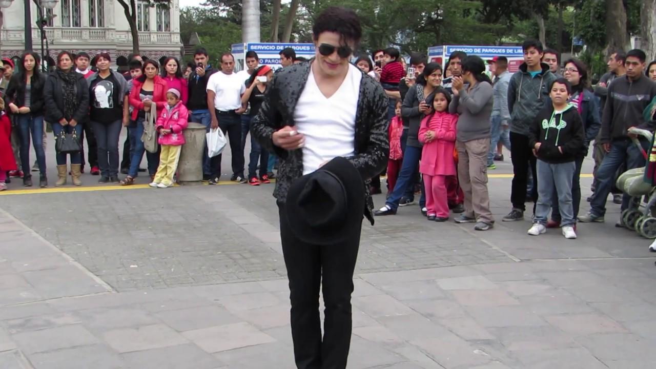 Michael Jackson Peruano Jhon Palacios: Billie Jean TVPERÚ