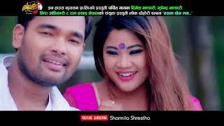 New lok dhori song. Basama Chhaina Man Dinesh bhandari, sharmila Ft. RIna Thapa Magar Bikram chauhan