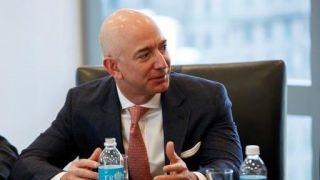 President Trump vs Amazon CEO Jeff Bezos