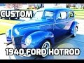 Review: 1940 Ford Hot Street Rod For Sale