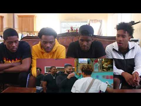 Drake - God's Plan (Official Music Video) Reaction
