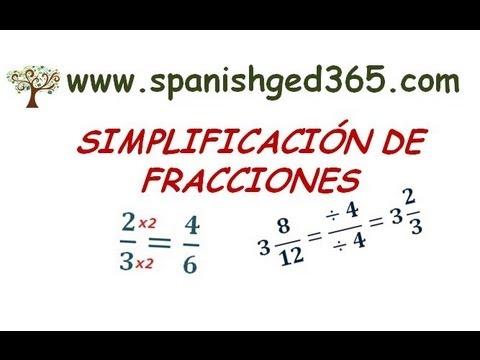 Simplificación de fracciones algebraicas video 5 | Álgebra - Vitual from YouTube · Duration:  4 minutes 18 seconds