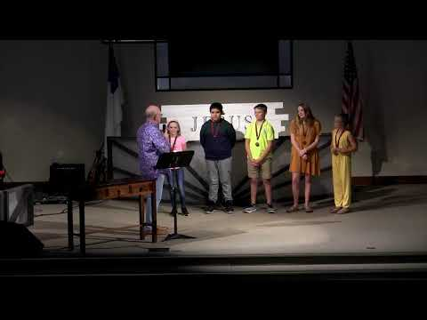 Morristown Covenant Academy Wayne Smith Honors Day 2020