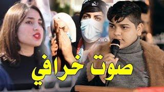 هذه صوت اعجب بنات الجامعه العراقية - عبد الله المياحي (اغنية  بيه حجي جزء الثاني 2) حصريا !!!