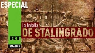 La batalla de Stalingrado: Por cada ápice de tierra - Documental de RT