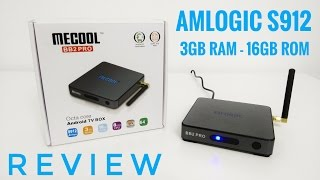 MECOOL BB2 PRO TV Box REVIEW – 3GB RAM, 16GB ROM, Amlogic S912