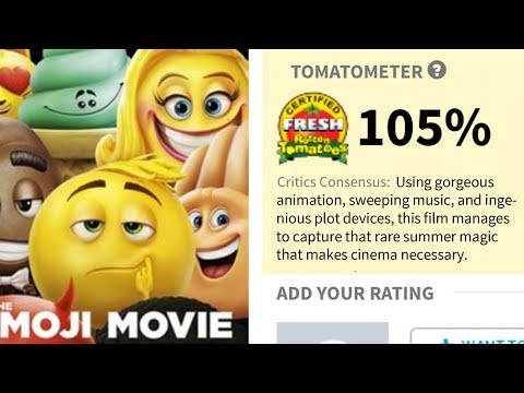 THE EMOJI MOVIE REVIEW thumbnail