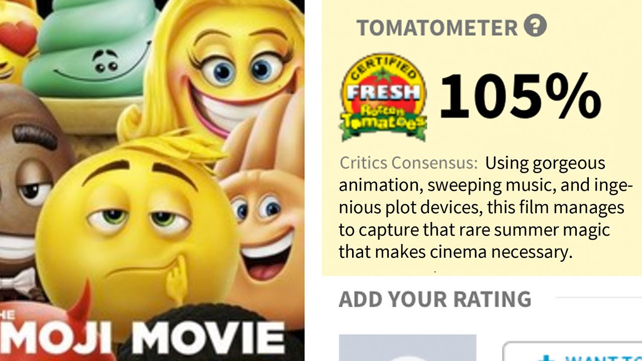 Movie Review Rotten Tomatoes