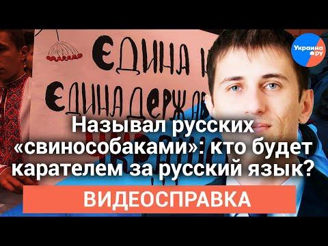 Называл русских «свинособаками» и боролся со стиральными машинами: кто будет мовным омбудсменом?