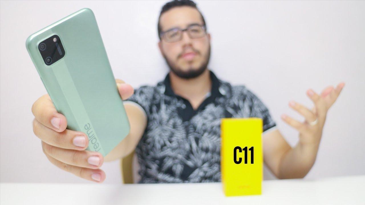 Download Realme C11 Review | مراجعة ارخص واقوى هاتف من ريلمي c11