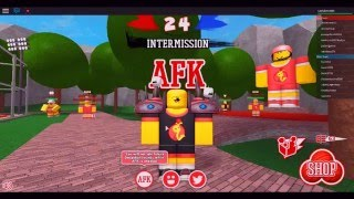 3 codes Twitter pour Roblox Dodgeball