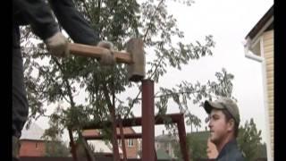 видео Заборы из профнастила в Одинцово, заборы для дачи Одинцово