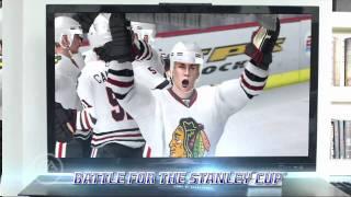 NHL Slapshot - Stick Sizzle - Nintendo Wii