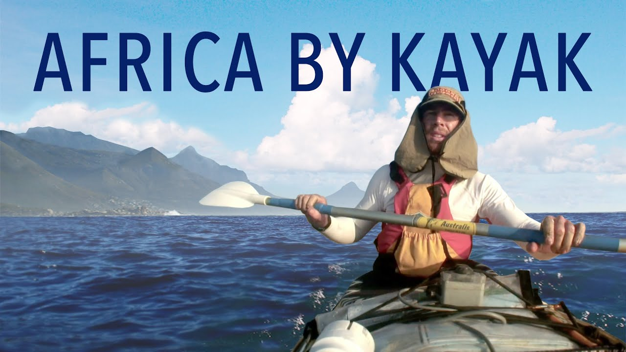 Africa by Kayak - 2000km around the southern tip of Africa