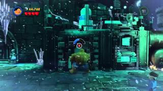 Lego Marvel Superheroes - Part 8 - Incest and Bunny Rabbits