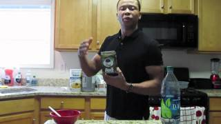 """Bodybuilding Foods (Protein Oatmeal) - """"Not Your Average Joe's Fitness Training"""""""