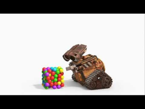 WALL-E Treasures and Trinkets / Pixar