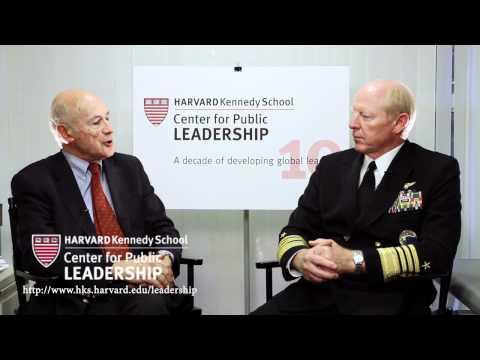 Joseph Nye & Admiral Robert Willard on cybersecurity