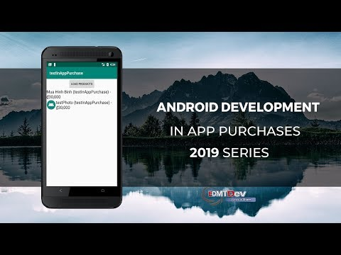 Android Development Tutorial - Google In App Purchase