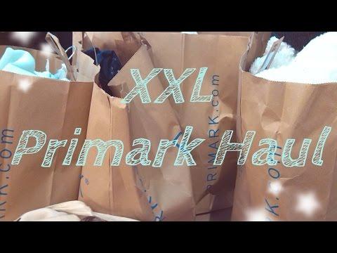 [Deutsch] Teil1 - XXL Primark Haul Dresden November