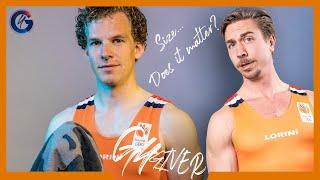 Govert4giver | THE PODCAST #03 | David vs Goliath | met Olympisch roeier Harold Langen