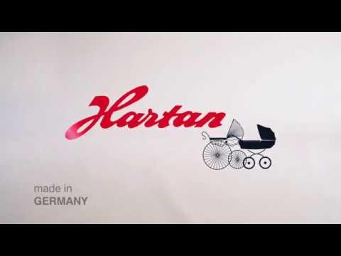 Детская коляска Hartan VIP GTX XL 610 (без сумки). Видео №1