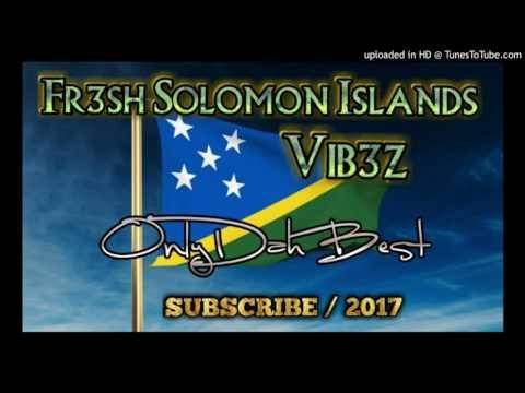 Eddie Fiti X Baka Solomon - Hari Kiamat (Solomon Islands / Cover 2017)